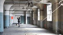 Totalling almost 5,200 square metres (including basement space), the occupancy is double what MoCCA initially indicated would be its footprint last June. (Peter Power For The Globe and Mail)
