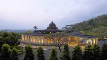 Many hoteliers consider the Amanjiwo to be the world's most extraordinary hotel.