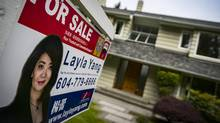 A house in Vancouver is listed by Layla Yang, a Re/Max agent who is named in a would-be home buyer's complaint to the industry regulator and police. (John Lehmann/The Globe and Mail)