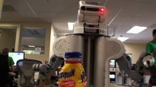 Cloud robotics is a relatively new and very small field right now, though its potential is fascinating. The researchers at Willow Garage have been exploring the 'human-in-the-loop' controls with their PR2 robot, pictured. (Willow Garage)