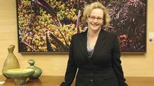 Kirstin Evenden, former CEO of Calgary's Glenbow Museum.