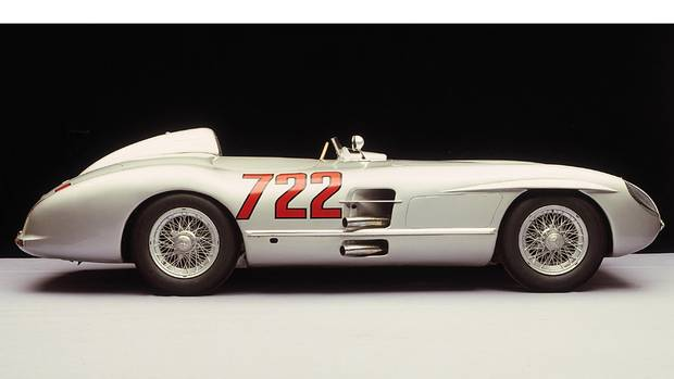In Pictures 30 Million Mercedes Benz Race Car The