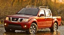 2013 Nissan Frontier (Nissan/Nissan)