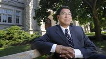Dr. Amit Chakma (Kevin Van Paassen/THE GLOBE AND MAIL/Kevin Van Paassen/THE GLOBE AND MAIL)