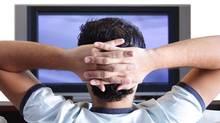 Watching TV (Thinkstock)