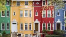 Explore Washington's residential neighbourhoods. (ISTOCKPHOTO)