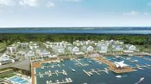 Rendering of Friday Harbour, Innisfil, Ont. by Geranium Corp. (Geranium Corp)