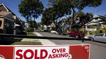 House prices have appreciated by about 6 per cent annually during the past 15 years, triple the rate of inflation. (Deborah Baic/The Globe and Mail)