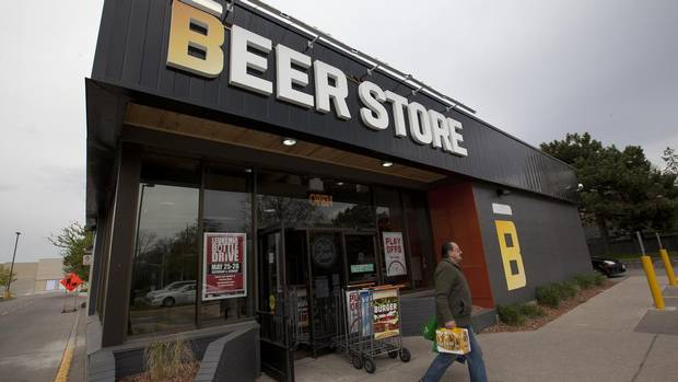 Big brewers' Ontario monopoly threatened - The Globe and Mail