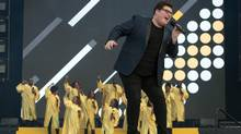 Jordan Smith has a tour this fall and a new Christmas album. But he keeps a close eye on the TV show that made him famous. 'Each time I watch a new episode I get butterflies in my stomach.' (E. Joseph Hersom/E. Joseph Hersom)