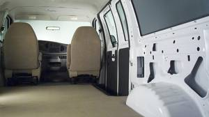 Ford 2008 E-Series Cargo Van