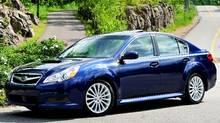 2011 Subaru Legacy (Subaru)