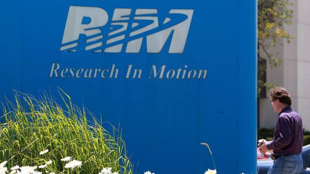 research in motion ltd a Research in motion (rimm) shares have been surging lately in the last month, shares have risen more than 55%(click to enlarge)the reason for the steep.