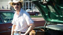Matthew McConaughey as Ron Woodroof in Dallas Buyers Club. (Anne Marie Fox)