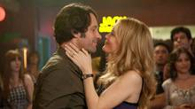 This Is 40 stars Paul Rudd and Leslie Mann.