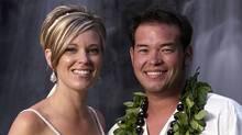Jon Gosselin and Kate Gosselin, (AP)
