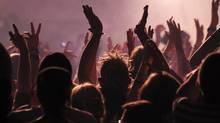 Concert Crowd (Robert Kohlhuber/Getty Images/iStockphoto)