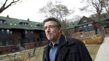 Craig Scott is shown in Toronto on March 15, 2012. Mr. Scott is the NDP's democratic reform critic. (PETER POWER/THE GLOBE AND MAIL)