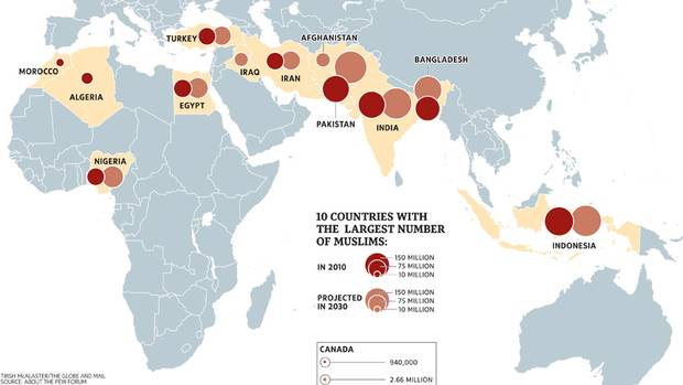 globe muslim It is a battle within the muslim  are muslim countries more violent  civil wars have declined sharply in most parts of the globe — although less so in muslim.