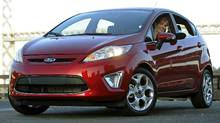 2011 Ford Fiesta (Ford Ford)