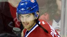 Montreal Canadiens' Max Pacioretty says he has been left confused by Brendan Shannahan's comments. FILE PHOTO: THE CANADIAN PRESS/Graham Hughes (Graham Hughes/CP)