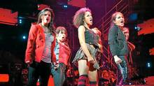 A scene from American Idiot