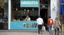 Attorneys-general in New York and eight other jurisdictions have sent letters to 15 retailers, including DavidsTea, seeking information about their use of 'on-call' shifts. (Tibor Kolley/The Globe and Mail)