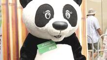 The Chinatown BIA is throwing a New Year's party that will be attended by Er Shun, the Toronto Zoo's mascot.