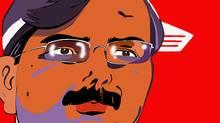 Deepak Chopra by Anthony Jenkins (Anthony Jenkins/The Globe and Mail/Anthony Jenkins/The Globe and Mail)