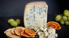 Margaret Peters Morris says her Celtic Blue Reserve is 'very delicate.' from Glengarry Fine Cheese in Ontario, Canada, was named ÒBest of ShowÓ among 1,779 entries at the American Cheese SocietyÕs (ACS) 2015 Judging & Competition Photo: Misa Me Photography (Photo: Misa Me Photography)