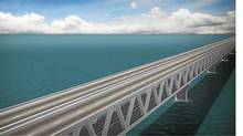 The RCMP searched SNC-Lavalin's Oakville office after being tipped off about corruption allegations involving the Padma Bridge project in Bangladesh. (HANDOUT)