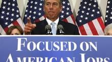 U.S. House Speaker John Boehner (YURI GRIPAS/REUTERS)