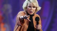 Joan Rivers on Just for Laughs. (CBC)