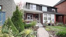 This Leslieville home recently sold for $440,000, a 27.5% increase over its purchase price. (Grace Homes)