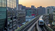 Taipei has implemented various smart-city concepts since at least 1999 and was accredited as the world's largest WiFi network city all the way back in 2006. (Jui-Chi Chan/Getty Images)