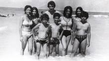 Kamal Al-Solaylee and family (Kamal Al-Solaylee)