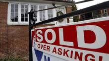 Policy-makers probably won't do anything to cool prices now, since many smaller housing markets aren't running as hot as Toronto, Calgary and Vancouver. (MIKE CASSESE/REUTERS)