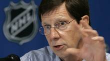 Nashville Predators general manager David Poile. (Mark Humphrey/Associated Press)