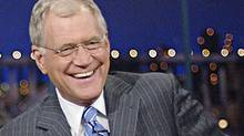 Late-night TV host David Letterman is shown In this Oct. 8, 2007, file photo provided by CBS. (John P. Filo)