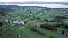 Aerial view of Royal Montreal Golf Club