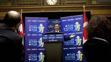 Jason Kenney says 'we must do a much better job' collecting labour market information, as budget resources to do so have shrunk. (Deborah Baic/The Globe and Mail)
