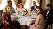 Table 19's premise suggests an elaborate revenge fantasy from the put-upon wedding guests' point of view. (Jace Downs/Twentieth Century Fox Film Corporation)