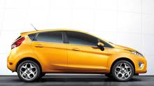 2013 Ford Fiesta (Ford)