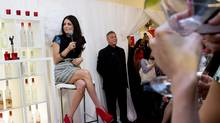 Her name is Bethenny Frankel, once a Real Housewife of New York. But you might know her simply as the Skinnygirl. (Michelle Siu/The Globe and Mail)