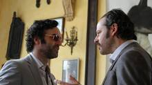 Don McKellar and Gil Bellows star in 3 Days in Havana. (eOne Entertainment)