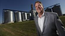 Paterson GlobalFoods CEO Andrew Paterson. (JOHN WOODS FOR THE GLOBE AND MAIL)