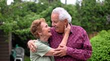 'They were like honeymooners, some of them,' says Rachel Aber-Schlesinger, who with husband Ben Schlesinger studied 20 couples who had been married at least 45 years.They've been married 51 years. (Dave Chan for the Globe and Mail/Dave Chan for the Globe and Mail)