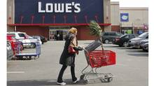 Evoco's customer list includes Wal-Mart, Home Depot, Staples, Lowe's and Cineplex. (Mark Lennihan/AP)