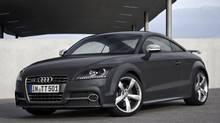 2015 Audi TT (Audi)