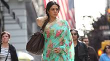 "A scene from ""English Vinglish"""